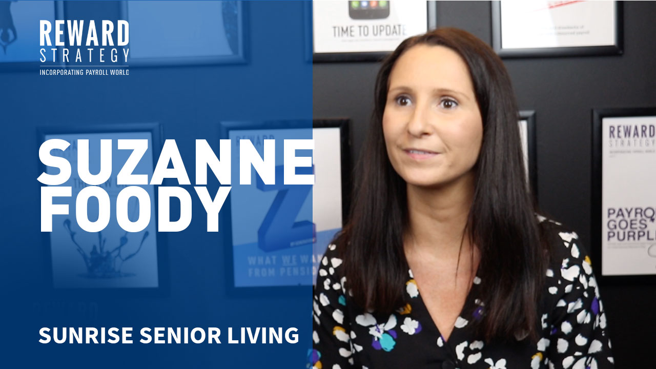 Sunrise Senior Living: Improving employee wellbeing