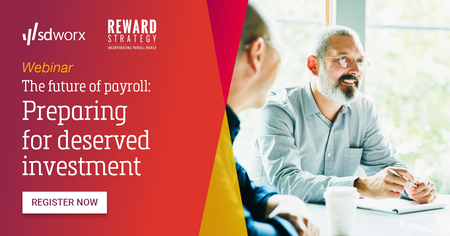 The future of payroll: preparing for deserved investment