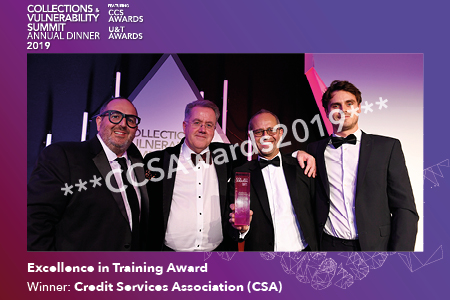 Excellence in Training Award