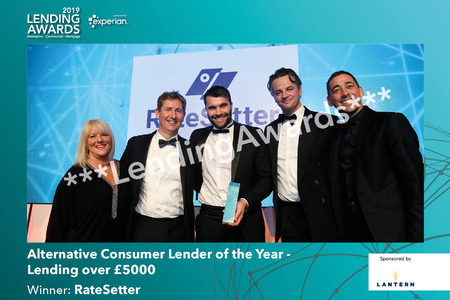Alternative Consumer Lender of the Year - Lending over £5000