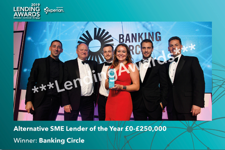 Alternative SME Lender of the Year £0-£250,000