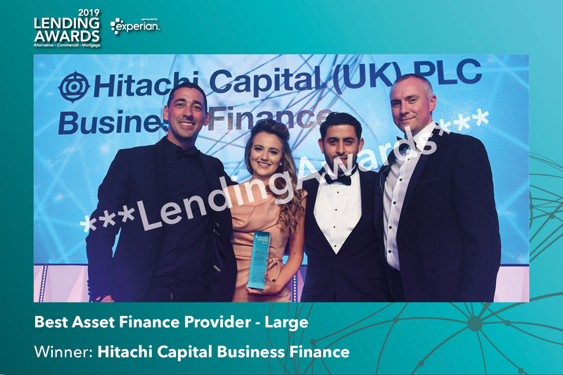 Best Asset Finance Provider - Large