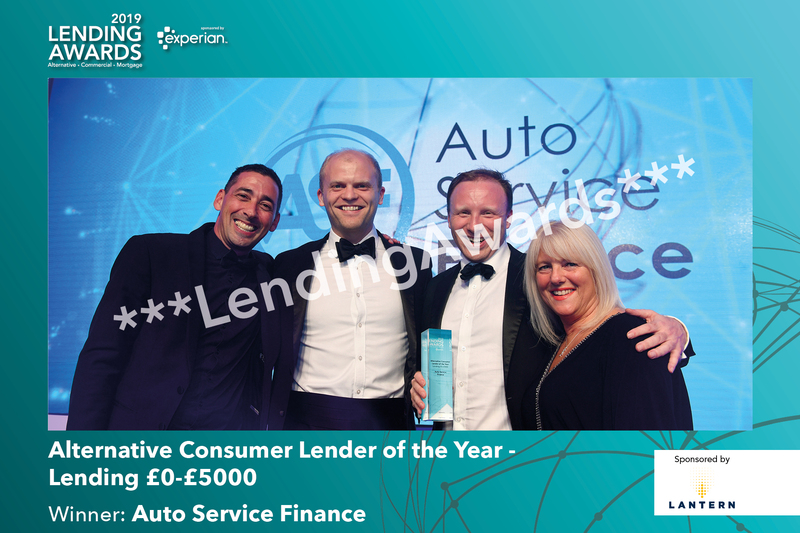 Alternative Consumer Lender of the Year - Lending £0-£5000