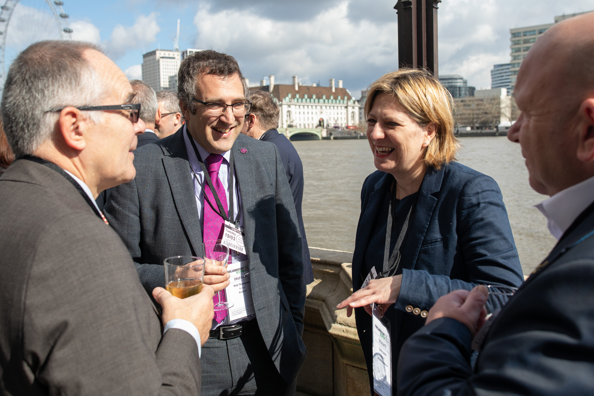 Parliamentary Reception: Meet the powerbrokers at the heart of policy