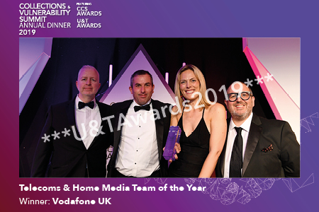 Telecoms & Home Media Team of the Year