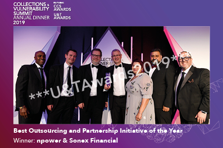 Best Outsourcing and Partnership Initiative of the Year