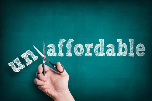 Making Affordability Personal Webinar
