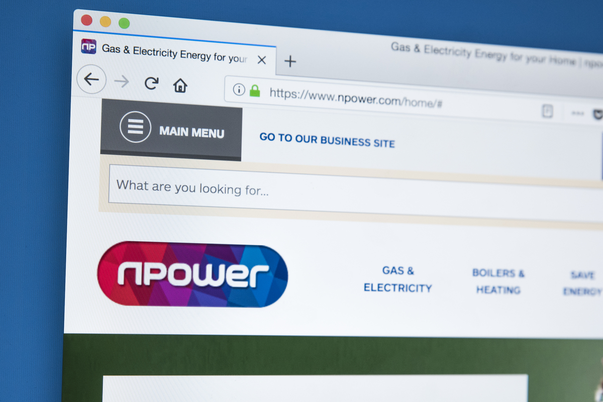 Npower to cut jobs in the UK as it restructures