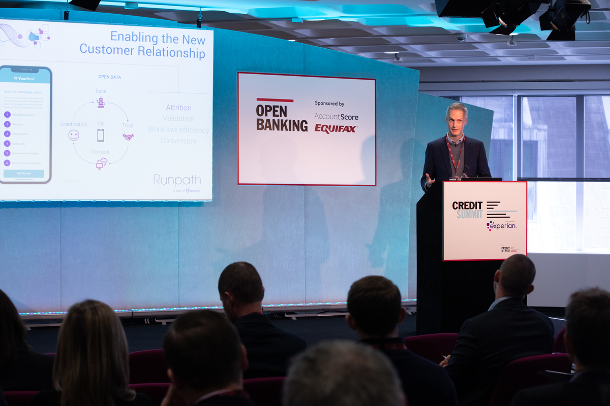 Discover the next stage of Open Banking at the Credit Summit