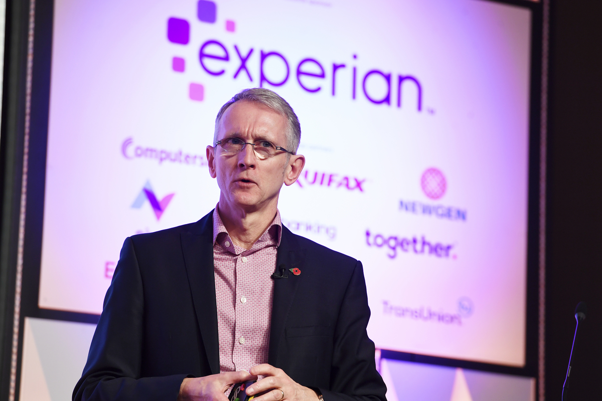 Speaker Interview: Experian's Rob Haslingden