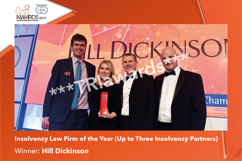 Insolvency Law Firm of the Year (Up To Three Insolvency Partners)