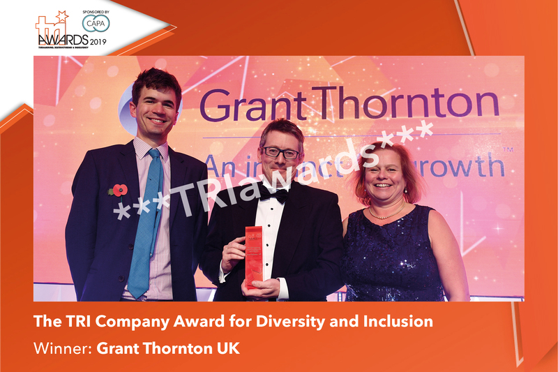 The TRI Company Award for Diversity and Inclusion