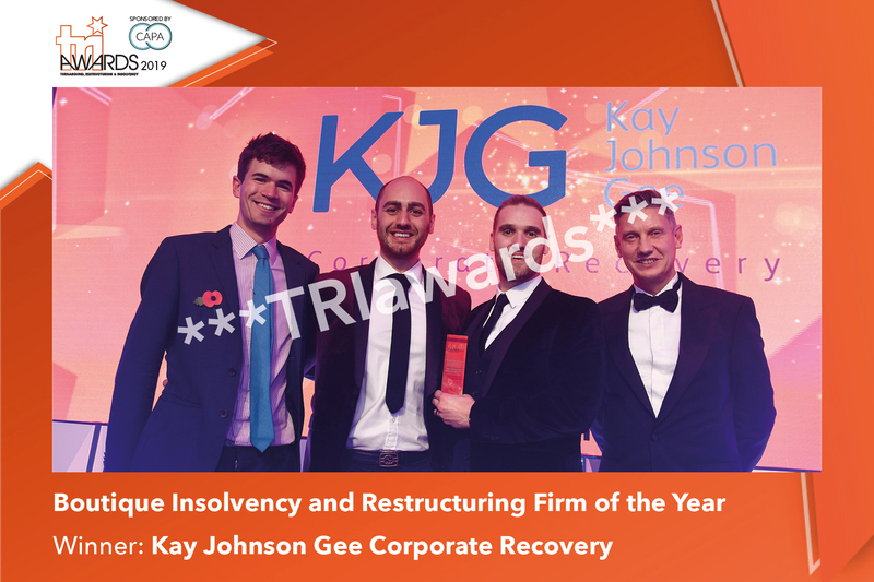 Boutique Insolvency and Restructuring Firm of the Year