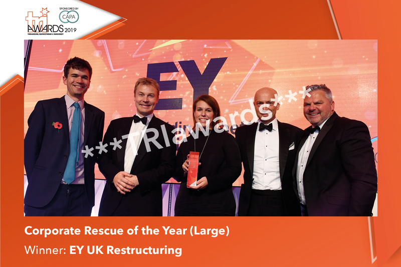 Corporate Rescue of the Year (Large)