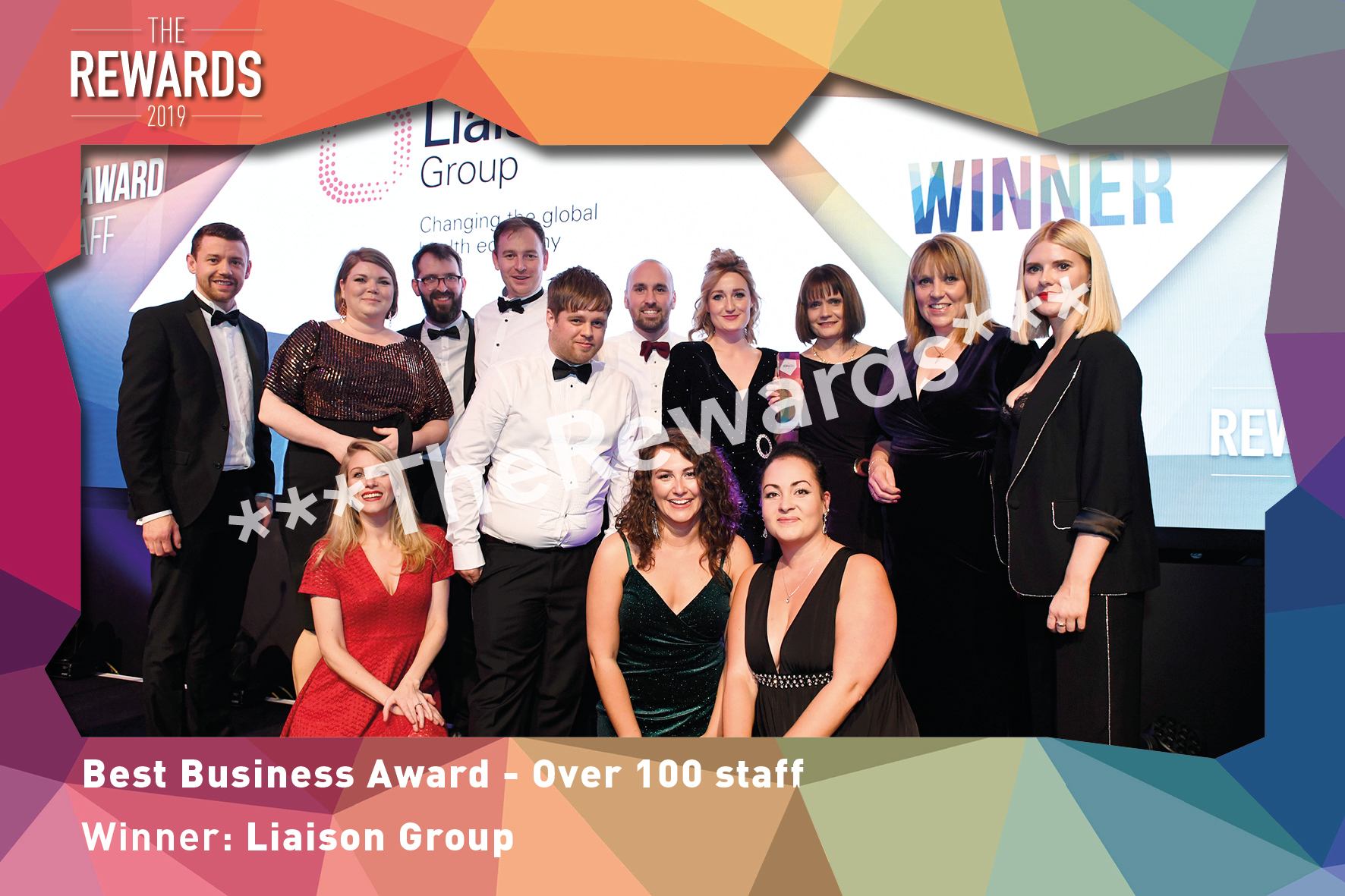 Best Business Award - Over 100 staff