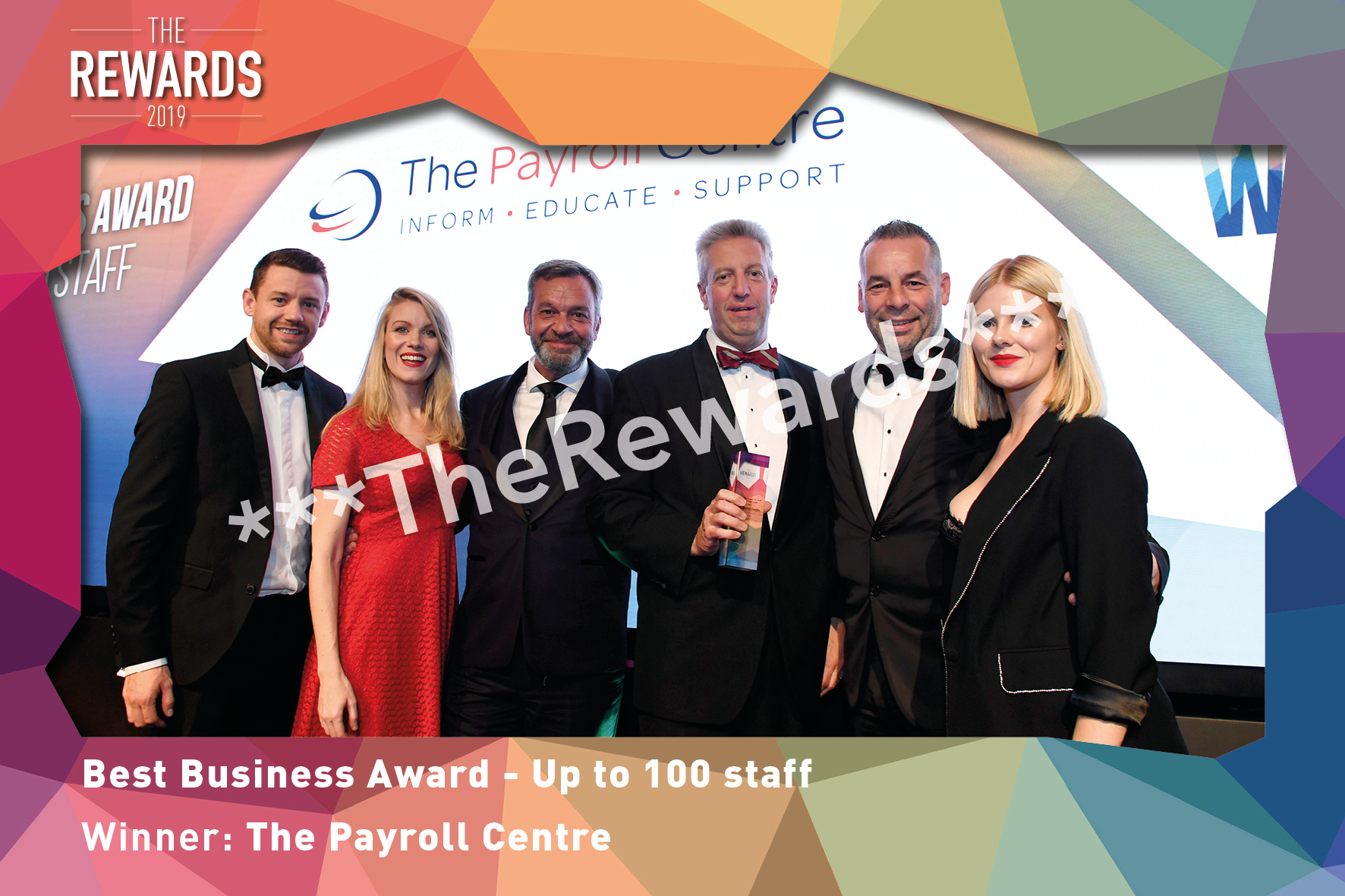 Best Business Award - Up to 100 staff