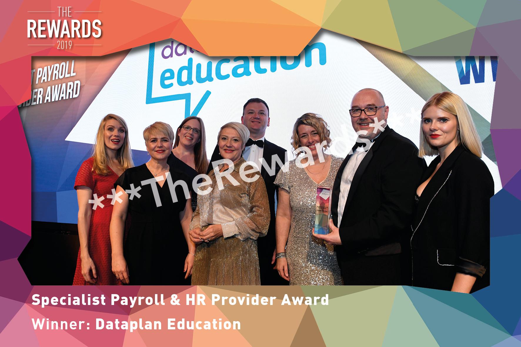 Specialist Payroll & HR Provider Award