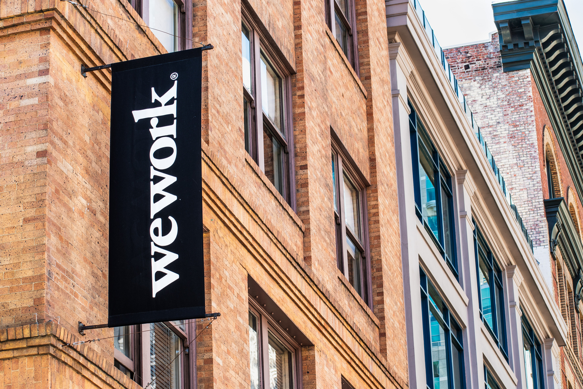 Fifth Estate: How the WeWork bubble burst