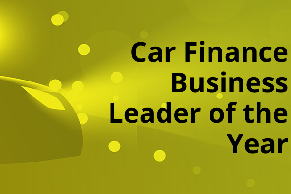 Car Finance Business Leader of the Year