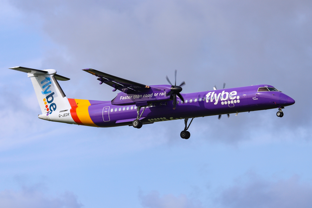 Government steps in to prevent Flybe collapse