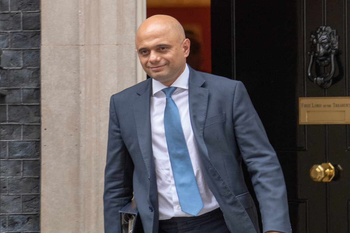Sajid Javid resigns as chancellor four weeks before budget