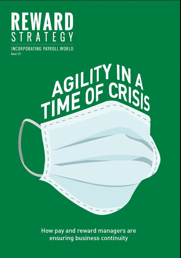 Agilityin a time of crisis