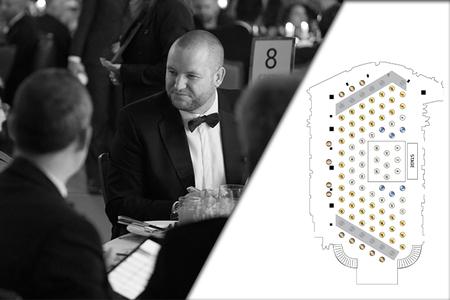 Silver seat - Credit Awards