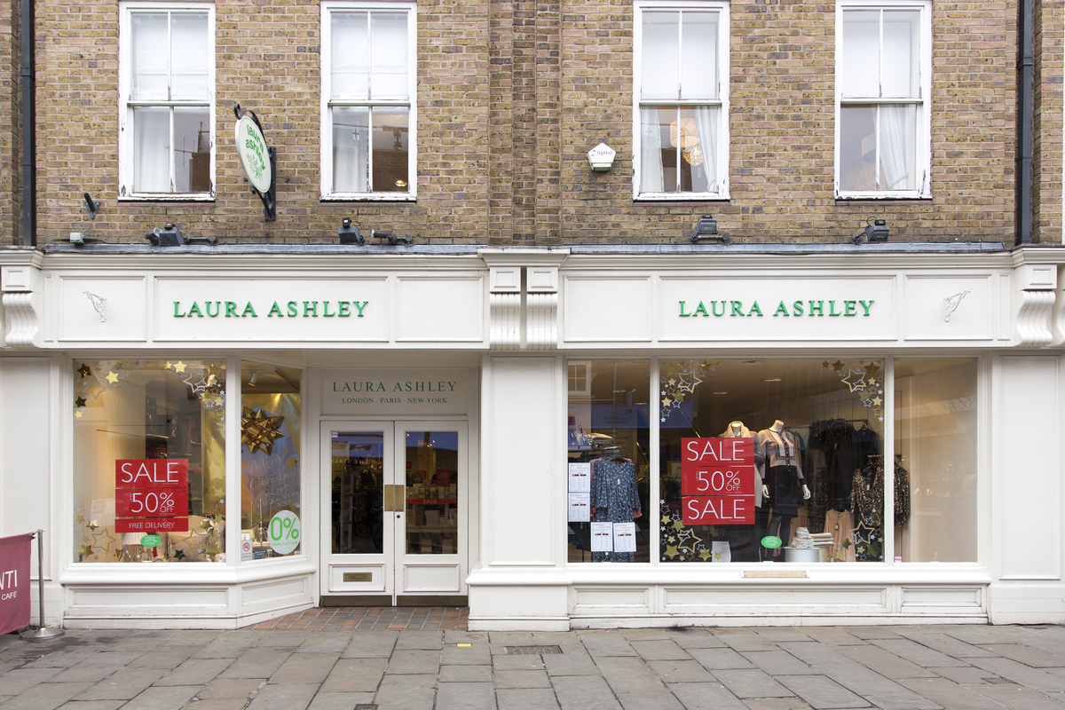 PwC administrators appointed to Laura Ashley