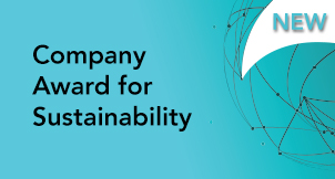 Company Awards for Sustainability