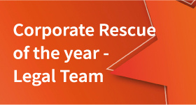Corporate Rescue of the Year - Legal Team