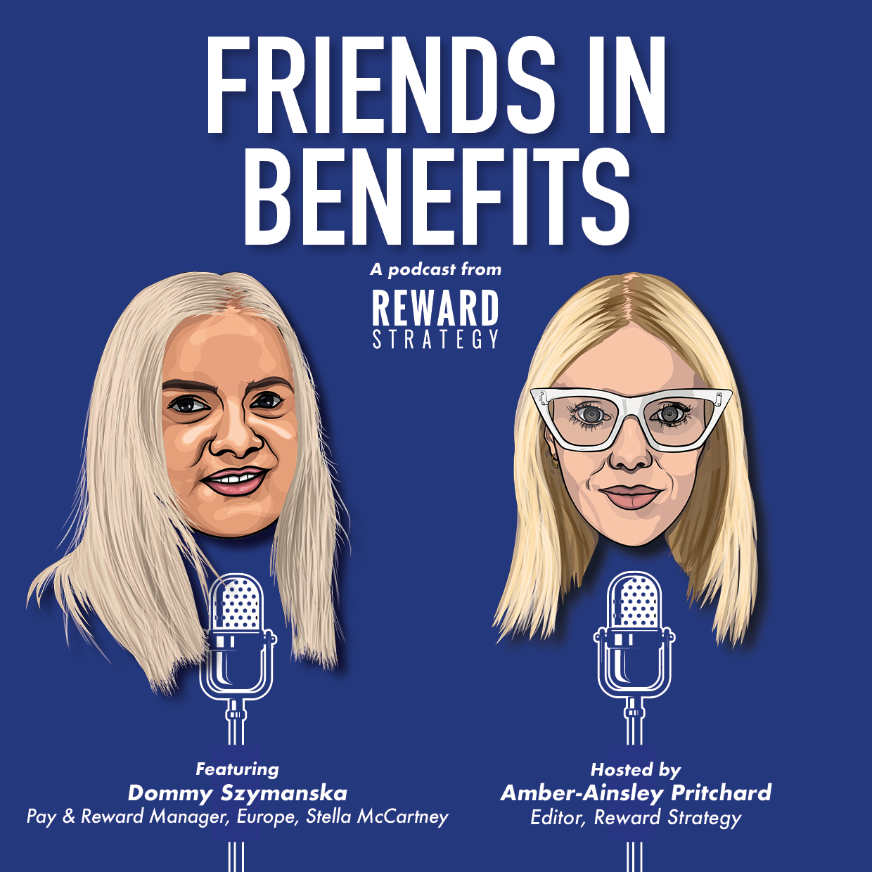 Episode 2: Dommy Szymanska, Pay & Reward Manager, Europe, Stella McCartney