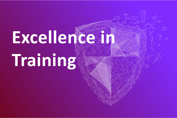 Excellence in Training