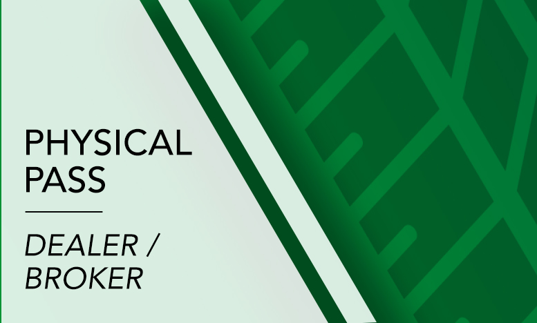 Physical pass: Dealer/ Broker - Car Finance Conference