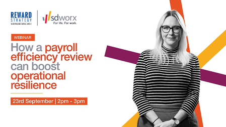 How a payroll efficiency review can boost operational resilience