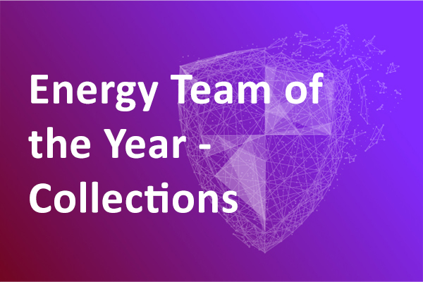 Energy Team of the Year – Collections