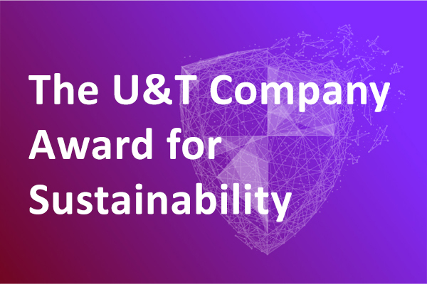 The U&T Company Award for Sustainability