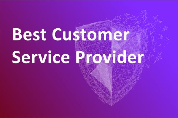 Best Customer Service Provider