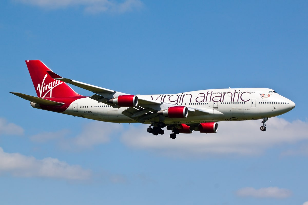 Virgin Atlantic secures backing for £1.2bn rescue deal