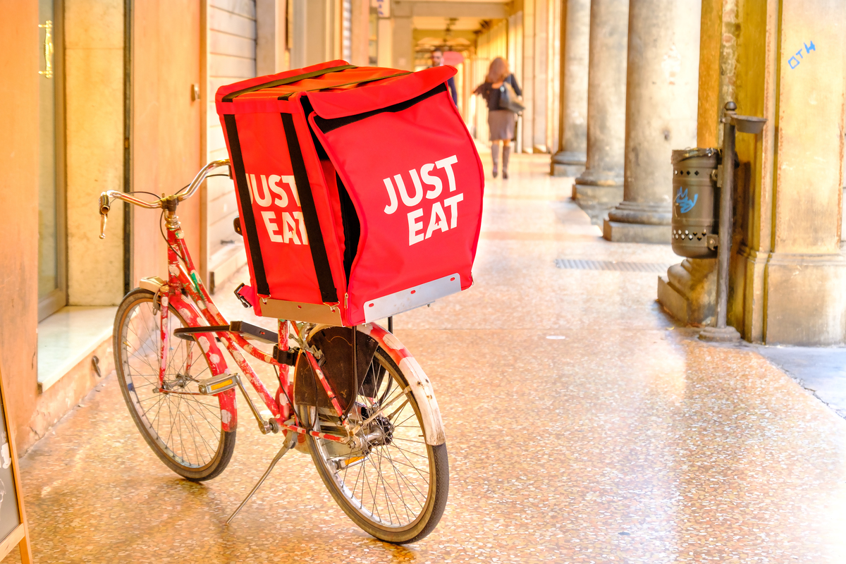Just Eat CEO: We want to be certain workers have benefits