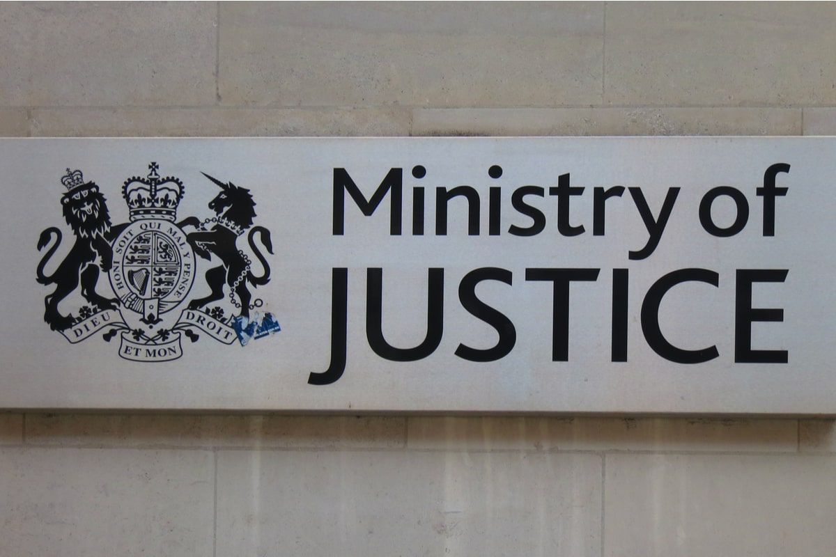 Revised article: The Ministry of Justice and virtual enforcement