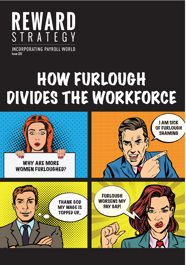 How furlough divides the workforce
