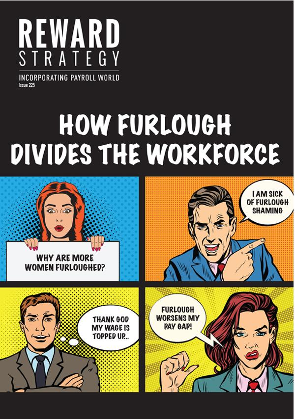 How furlough divides the workforce
