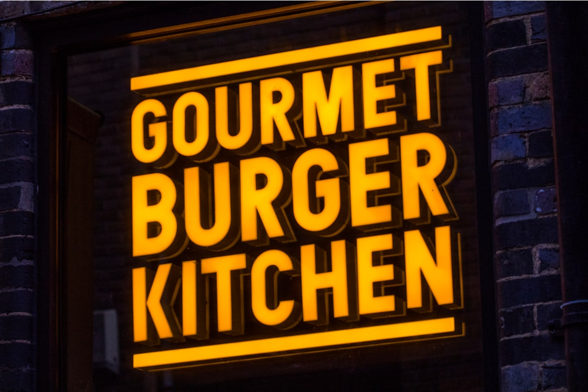 Gourmet Burger Kitchen sold via pre-pack