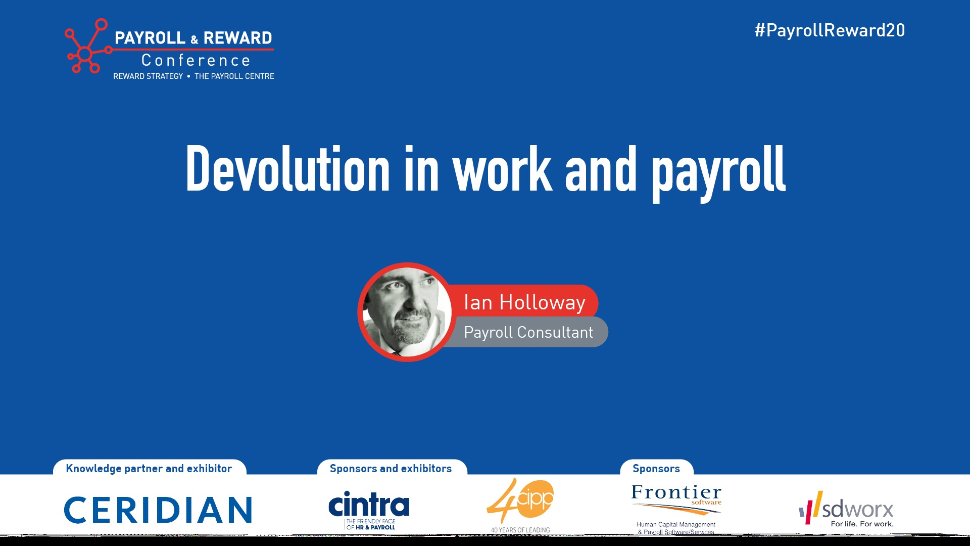 Payroll & Reward Conference - Day 2 Session 6