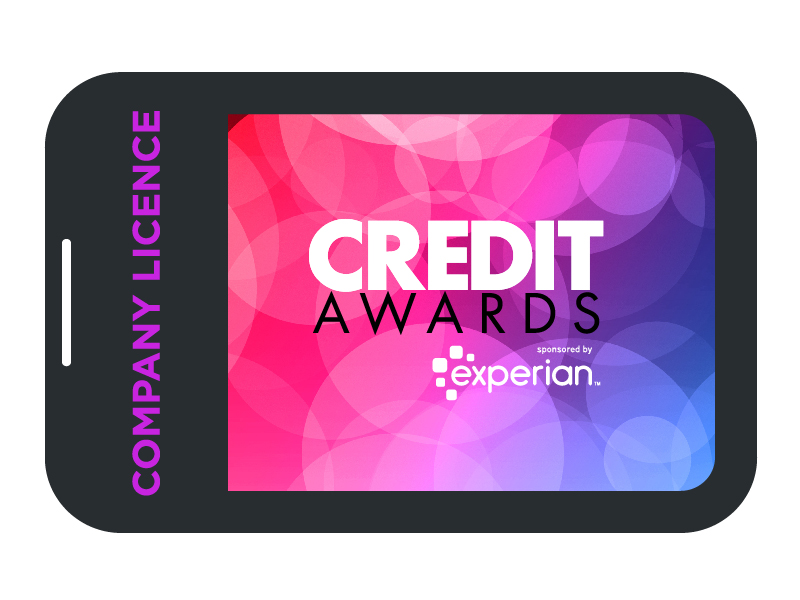 Company Licence - Credit Awards