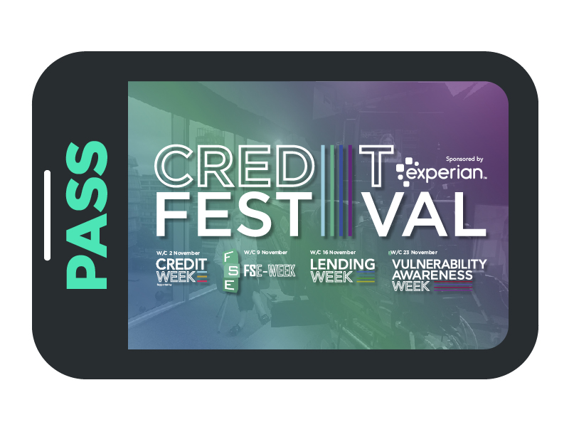 Credit Festival Pass