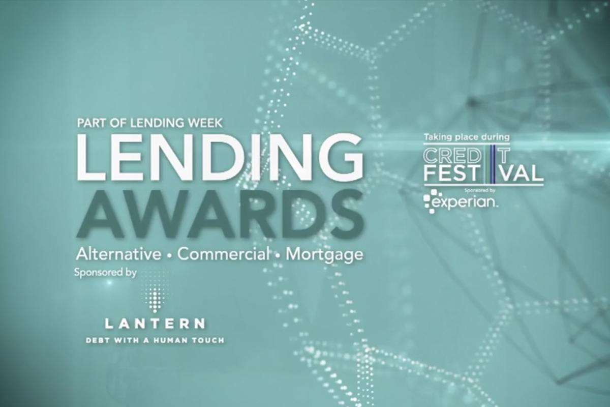 Lending Awards, sponsored by Lantern
