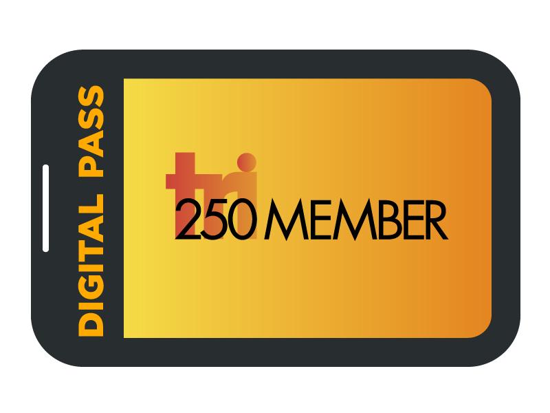 TRI 250 Digital Pass - TRI Conference
