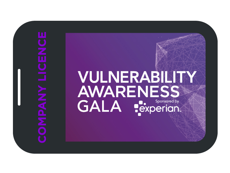 Company Licence - Vulnerability Awareness Gala