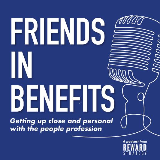 Episode 4: Cristina Bertua-Mera, Head of Reward and Benefits, NSPCC